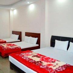 Minh Trang Hotel Стандартный семейный номер с двуспальной кроватью фото 9
