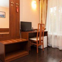 Гостиница Морион 3* Стандартный номер с двуспальной кроватью фото 12