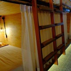 Sleep Owl Hostel Кровать в женском общем номере с двухъярусной кроватью фото 3