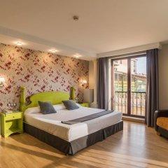 Отель Villa Pasiega Испания, Лианьо - отзывы, цены и фото номеров - забронировать отель Villa Pasiega онлайн комната для гостей фото 4