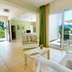 Отель Thassian Villas комната для гостей фото 2