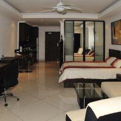 Отель Vtsix Condo Service at View Talay Condo Студия с различными типами кроватей фото 10