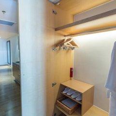 Отель lebua at State Tower 5* Люкс с двуспальной кроватью фото 5