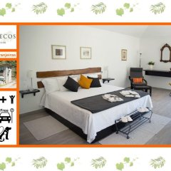 Отель Casa dos Becos 3* Вилла с различными типами кроватей фото 6