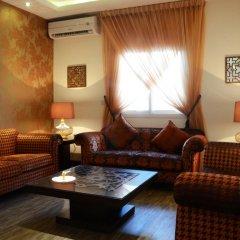 Отель Atwaf Suites сауна