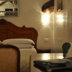Hotel Bisanzio 4* Стандартный номер с двуспальной кроватью фото 5
