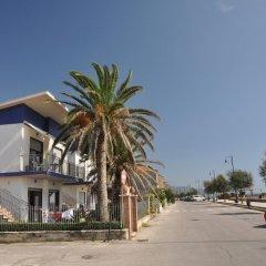 Отель Villa Velina Казаль-Велино парковка
