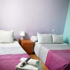Отель Hostal Numancia Стандартный номер с различными типами кроватей фото 3