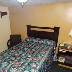 Отель Budget Inn Columbus 2* Номер Делюкс с различными типами кроватей фото 4
