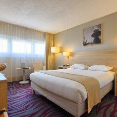 Отель Best Western Paris CDG Airport 4* Стандартный номер с различными типами кроватей фото 8