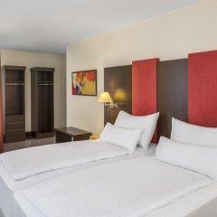 Отель Nh Salzburg City 4* Улучшенный номер фото 4