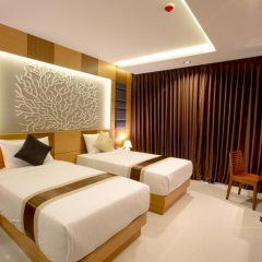 Отель Aqua Resort Phuket 4* Номер Делюкс с двуспальной кроватью фото 2