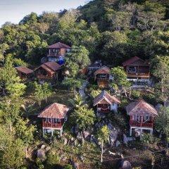Отель Koh Tao Seaview Resort Таиланд, Остров Тау - отзывы, цены и фото номеров - забронировать отель Koh Tao Seaview Resort онлайн приотельная территория
