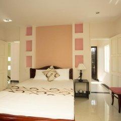 Отель Do River Homestay 2* Улучшенный номер с различными типами кроватей фото 4