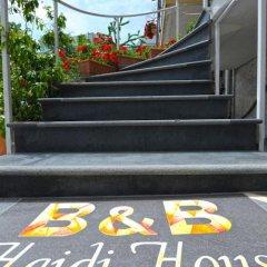 Отель Haidi House Bed and Breakfast Аджерола парковка
