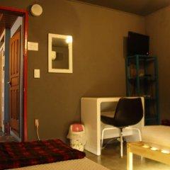 Mr.Comma Guesthouse - Hostel Стандартный номер с 2 отдельными кроватями (общая ванная комната) фото 11