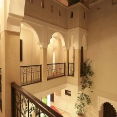 Отель Riad Karmanda Марракеш балкон