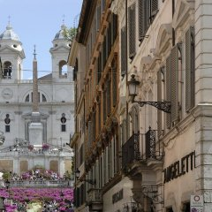 Отель Crossing Condotti Италия, Рим - отзывы, цены и фото номеров - забронировать отель Crossing Condotti онлайн фото 4