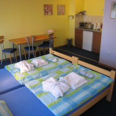 Spirit Hostel and Apartments комната для гостей фото 4
