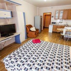 Гостиница Аврора Студия с различными типами кроватей фото 24