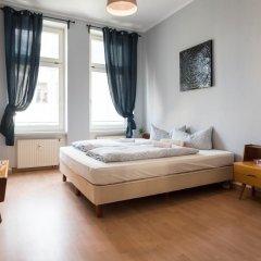 Отель Oskars Absteige Апартаменты с различными типами кроватей фото 3
