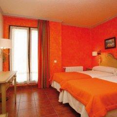 Отель Rancho Santa Gerónima комната для гостей