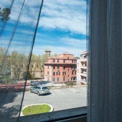 Отель Suiteart Vaticano парковка
