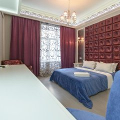 Гостиница Partner Guest House Khreschatyk 3* Студия с различными типами кроватей фото 48