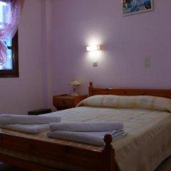 Отель Villa Gambas Греция, Остров Санторини - отзывы, цены и фото номеров - забронировать отель Villa Gambas онлайн комната для гостей фото 5