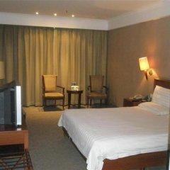 GreenTree Inn DongGuan HouJie wanda Plaza Hotel 2* Стандартный номер с различными типами кроватей фото 3