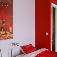 Rivoli Cinema Hostel комната для гостей