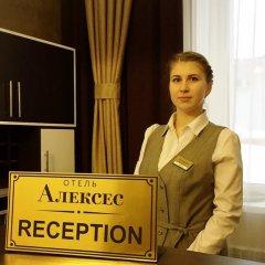 Гостиница Алексес интерьер отеля фото 2