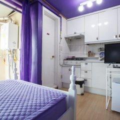 Отель Han River Guesthouse 2* Студия с различными типами кроватей фото 25