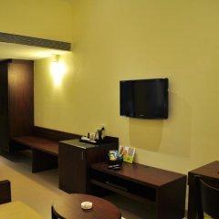 Отель Kyriad Prestige Calangute Goa Индия, Гоа - отзывы, цены и фото номеров - забронировать отель Kyriad Prestige Calangute Goa онлайн удобства в номере фото 2