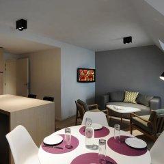 Отель Residence La Source Quartier Louise питание фото 3