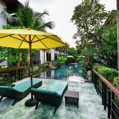 Отель Coco Retreat Phuket Resort & Spa бассейн фото 2