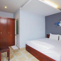 Saigon Backpackers Hostel @ Pham Ngu Lao Стандартный номер с различными типами кроватей фото 3