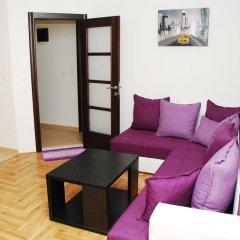 Апартаменты Azzuro Lux Apartments Апартаменты с различными типами кроватей фото 33