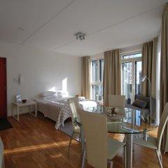 Апартаменты Rotermann Deluxe Studio комната для гостей