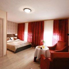 Magna Hotel 3* Люкс с различными типами кроватей фото 11