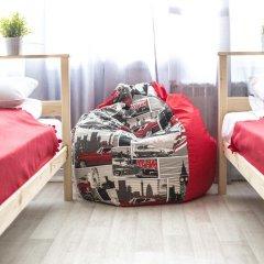 Хостел Bla Bla Hostel Rostov Стандартный номер с различными типами кроватей (общая ванная комната) фото 3