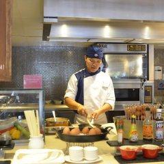 Отель Sheraton Hua Hin Pranburi Villas питание