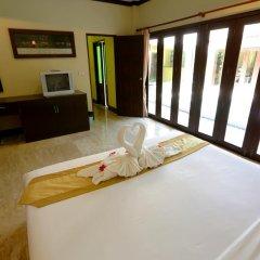 Отель Baan Khao Hua Jook 3* Вилла Делюкс с различными типами кроватей фото 2
