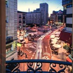 Отель Preciados Испания, Мадрид - отзывы, цены и фото номеров - забронировать отель Preciados онлайн балкон
