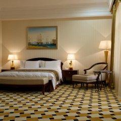 Гостиница Royal Tulip Almaty 5* Улучшенный номер фото 6