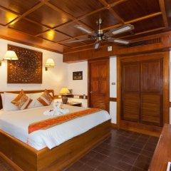 Отель Tropica Bungalow Resort 3* Стандартный номер с различными типами кроватей фото 9