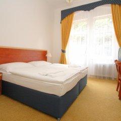 Отель Villa Gloria 2* Стандартный номер с различными типами кроватей фото 6