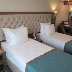 Отель Interhotel Cherno More 4* Стандартный номер с 2 отдельными кроватями фото 4