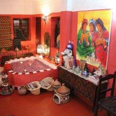 Отель Dar Rita Марокко, Уарзазат - отзывы, цены и фото номеров - забронировать отель Dar Rita онлайн питание фото 2