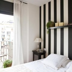 Апартаменты AinB Eixample-Entenza Apartments Апартаменты с различными типами кроватей фото 46